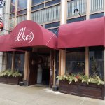 Ikes Front Entrance
