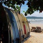 Surfing Teaching Center-Weligama