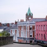 Walls and views of Derry