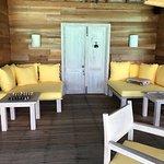 Villa Suite Sitting area (Main Door)
