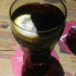 Coca piccola con limone