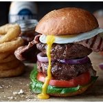 the 'Big One'  Burger is just one of our bugers on the daily menu.