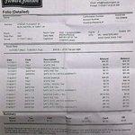 $103.92 pour 2 nuits taxes incluses