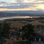 A View of the Lake-bild