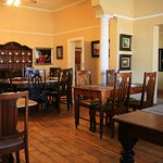 Elegant old style dinning room