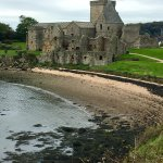 Beautiful island & Abbey in the Firth of Forth with variety of wildlife and much history.  Infor