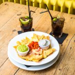 2 Cuba Libres & bowl of nachos to share for just £10!