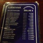 Photo de Cevabdzinica Zeljo