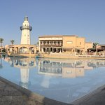 'the largest pool in Cyprus'