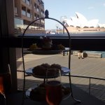 High Tea with Opera House View