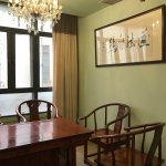 Stayed at Room 505 which was pleasant with separate bedroom / living room area. Convenient walk