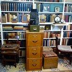 Shaw's Corner - Shaw's study