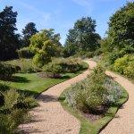 Shaw's Corner - Garden paths