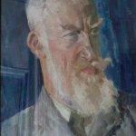 Shaw's Corner - portrait of Shaw