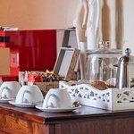 Suite coffee facilities