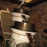 Cocoa Grinding - Ghirardelli Ice Cream & Chocolate Shop