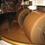 Choco Churning perspective view - Ghirardelli Ice Cream & Chocolate Shop