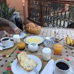 Photo de Riad Les Trois Palmiers El Bacha