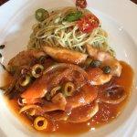 Calamari auf toskanische Art