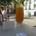 cava mimosa