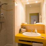 Exemple de salle de bains