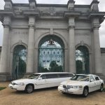 The presidential limo & baby limo