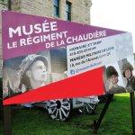 Musée Le Regiment de la Chaudière