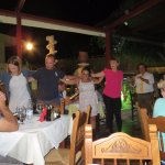 Diners encouraged to dance