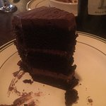 Tower of Chocolate Cake!