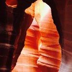 Photo de Antelope Slot Canyon Tours