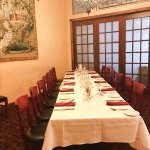 La Scala B - Seats up to 16 guests privately