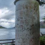 Fort Augustus - Round Tower by Loch Ness