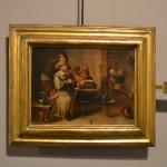 Tavern Scene, Abraham Teniers. Palazzo Rosso