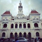 Ho Chi Minh Squares Foto