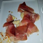 Sounded interest and was delicious. Figs and Prosciutto