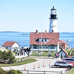 What a beautiful day to go out and your lighthouses along the Maine Coast.
