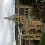 Rochester Cathedral taken from the castle