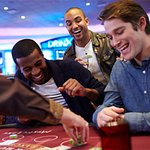 You can feel the excitement when you pull up a seat at one of our nearly 100 blackjack tables.