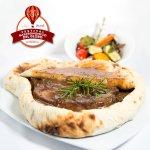 La deliciosa Bistecca de Rib Eye en el Festival Gastronómico del Globo