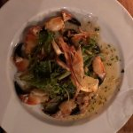 Crab Claws in a spectacular sauce