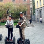 segway fun in Milan
