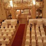The Ceremony arragements