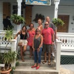 Group photo from Key West