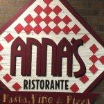 Anna's Ristorante Pasta Vino Foto