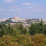 Vue sur Béziers