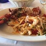 Fresh Lobster pasta homemade