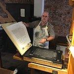Printing Press Demo