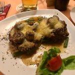 Das herrliche Essen bei Matthias im Römerschanz