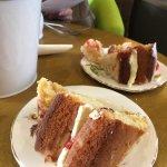 Scrummy cake!