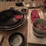 Cook your own Wagyu beef